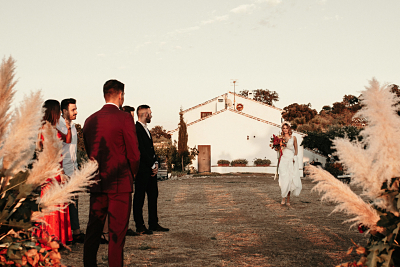 Dare to Dream. Destination Micro Wedding South Spain