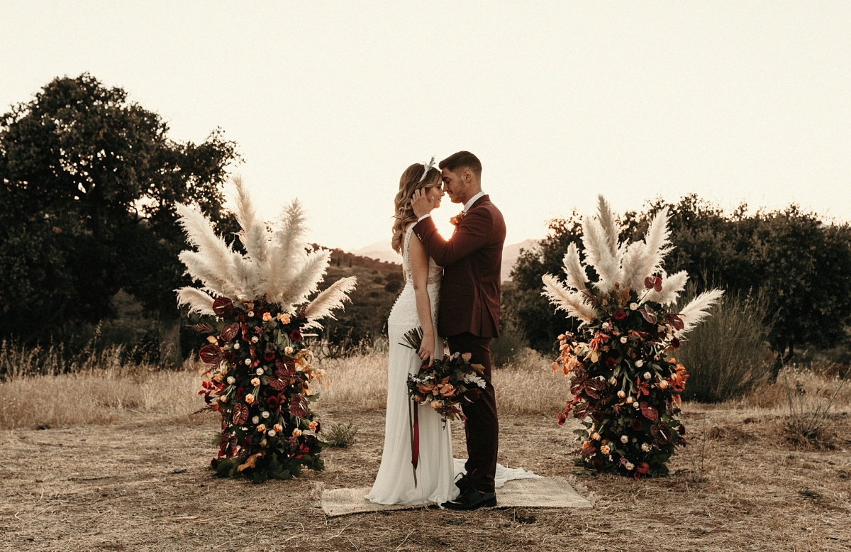 dare to dream My Natural Wedding