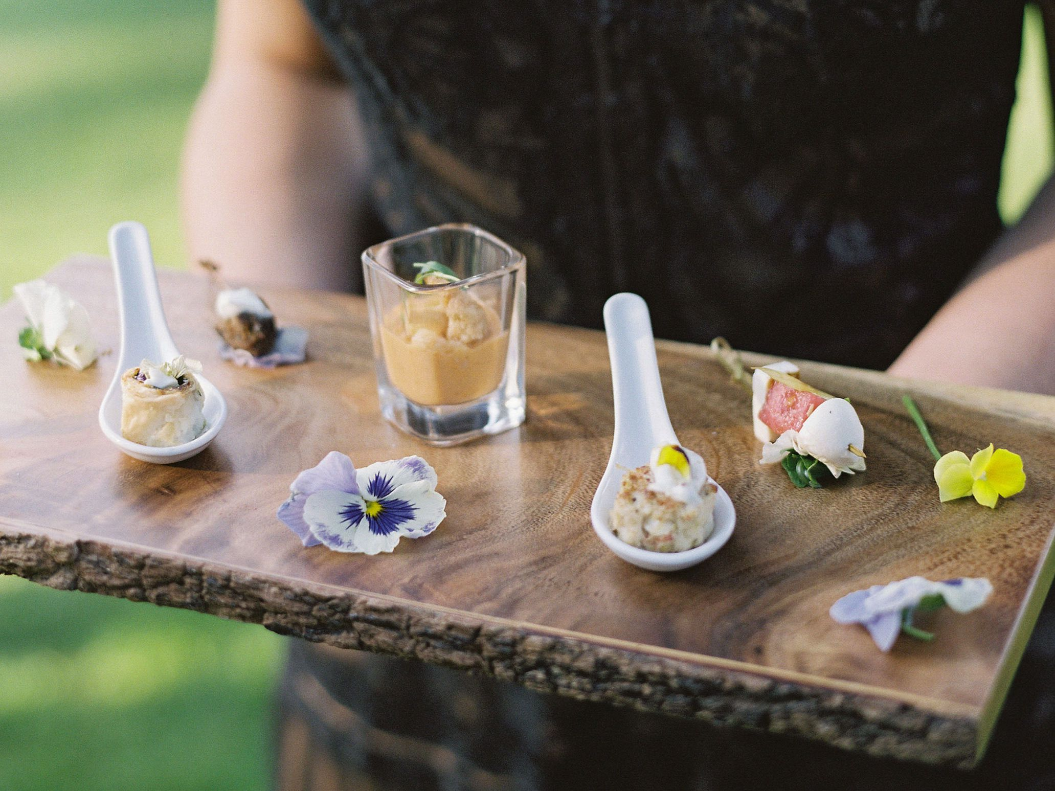 My Natural Wedding menu eco